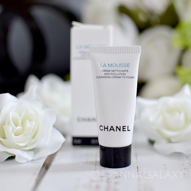 Chanel Очищающий крем La Mousse