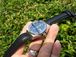 Jam Antik Seiko 5 Cal 6319 SK006 Automatic Day Date Gents Watch