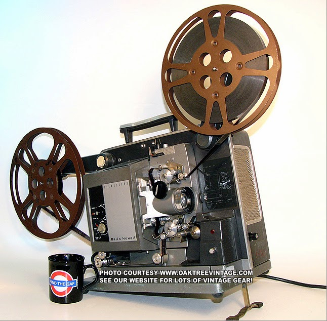 film projector 16mm projectors mm howell bell animated 1925 silent bisbee sound 1967 strip wahrman global timetoast enlarge historic