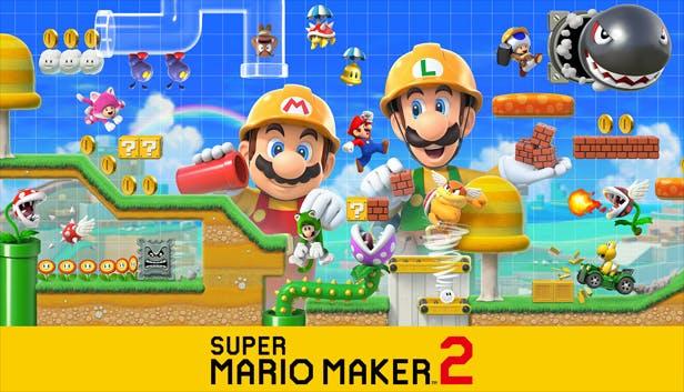 Super Mario Maker 2 não terá versão online. Super Mario Maker 2 não terá versão online