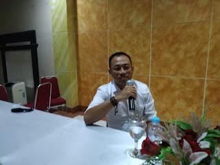 Pembagian Sembako di Dersono, Ketua Tim Pemenangan : Itu diluar Tim Mbois