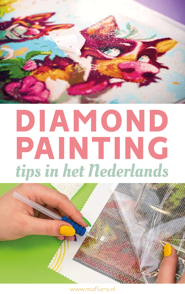 diamond painting tips pinterest