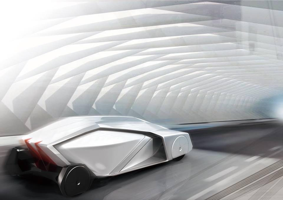 Lạ với IED Shiwa Concept không có cửa sổ