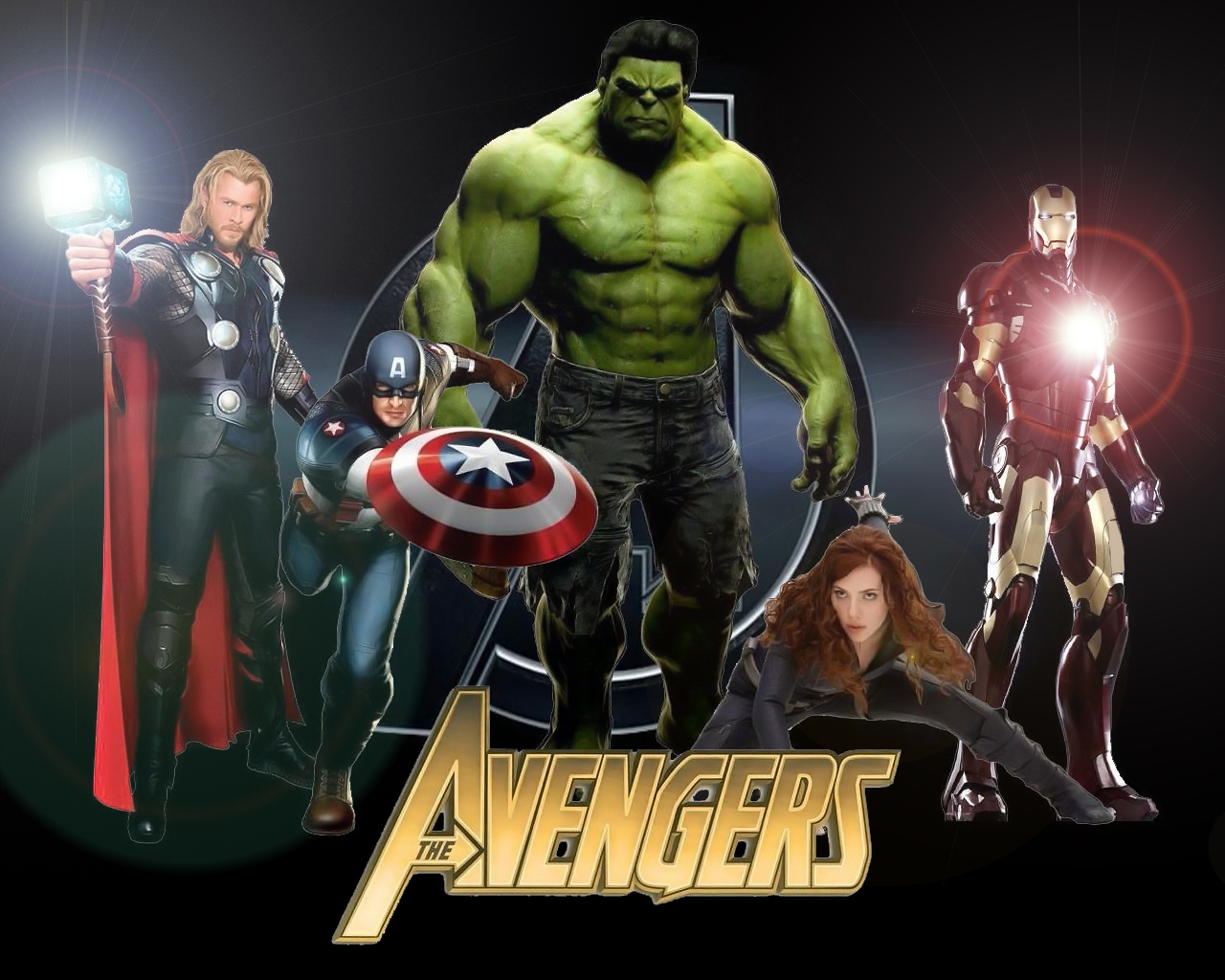The Avengers Movie: The Avengers 2012 HQ