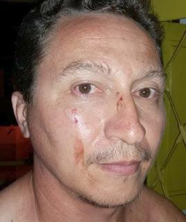 VÍDEO! Empresário e ativista cultural trocam agressões por causa de som alto, em Guarabira