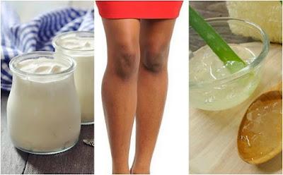 Astuces pour blanchir les genoux rapidement