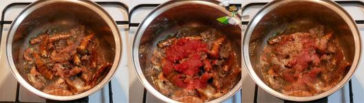 preparing Owo Soup - Oghwo Ofigbo | Ogwofibo