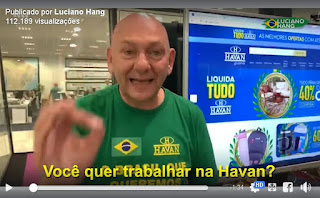 Luciano Hang diz em vídeo como você pode trabalhar na Havan