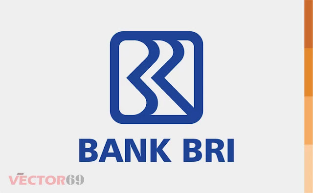 Logo Bank BRI (Bank Rakyat Indonesia) Potrait - Download Vector File AI (Adobe Illustrator)