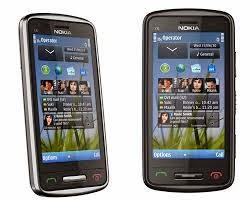 spesifikasi Nokia C6-01