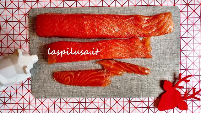 Gravlax: il salmone marinato alla svedese