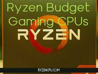 budget cpu