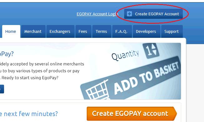 Hướng dẫn đăng ký mở tài khoản ví điện tử Egopay | Truyện
