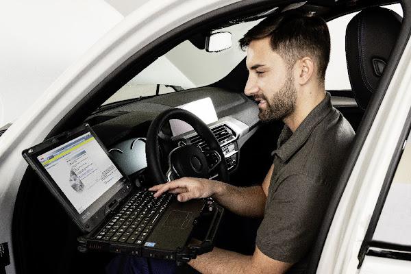 Software de diagnóstico online Bosch Esitronic 2.0