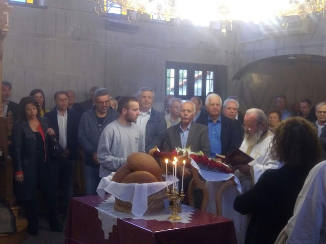 Θεσπρωτία: Oι πολύτεκνοι Θεσπρωτίας τίμησαν τους προστάτες τους αγίους στην Αγία Τριάδα Γραικοχωρίου