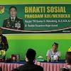 Bhakti Sosial Pangdam XIII/Merdeka ke Wilayah Napu Kabupaten Poso