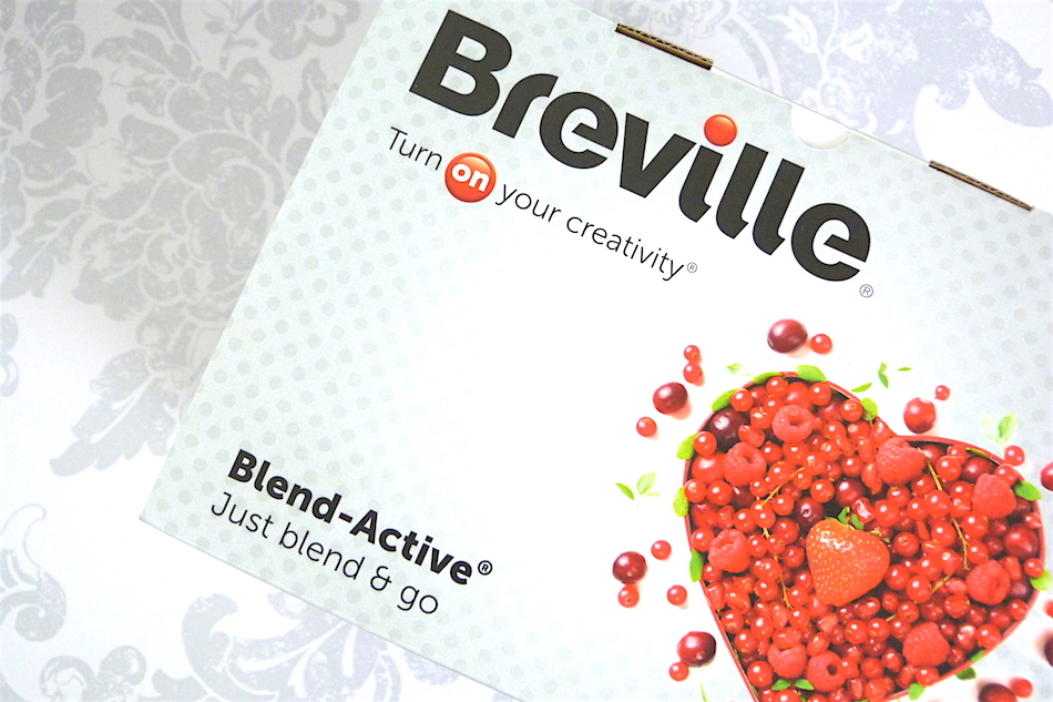 an image of breville Blend Active review