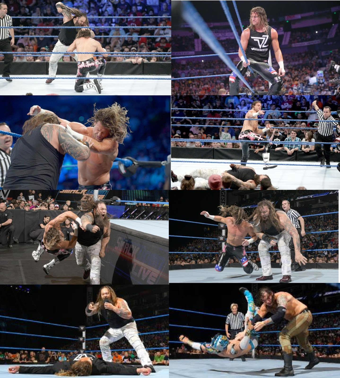 WWE Smackdown Live 02 August 2016 HDTV Download