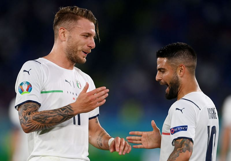 موعد مباراة إيطاليا وسويسرا