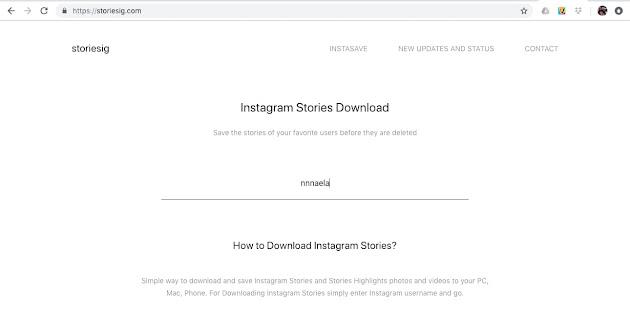 Cara Menyimpan IG Stories Teman atau Pacar