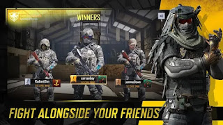 Call Of Duty Mobile Apk+Data Para Android