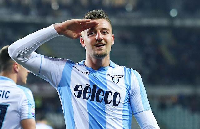Wow 3 Klub Raksasa Adu Cepat Untuk Boyong Gelandang Kreatif Lazio
