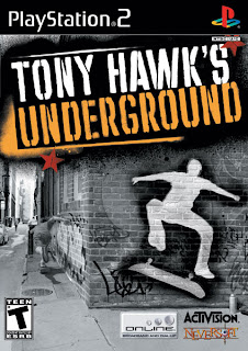 Tony Hawk's Underground (PS2) 2003