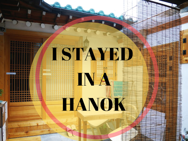 가자 Korea Diary 12: I Stayed In A Traditional Korean House (Hanok) @ Seoul Lucky Guest House