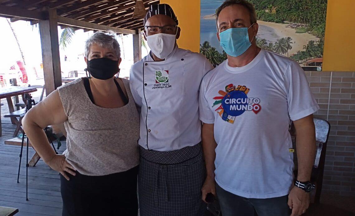 Projeto divulga gastronomia raiz de Alagoas