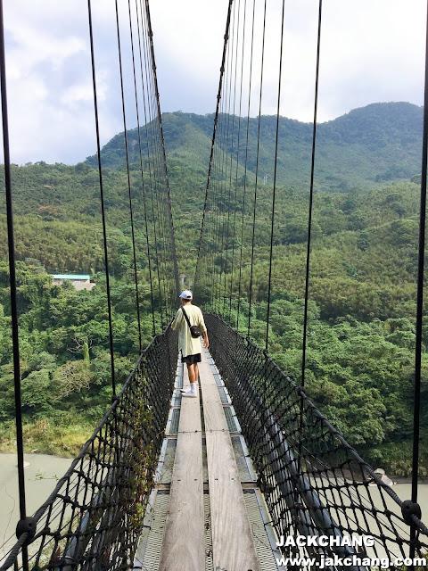 Yixing Suspension Bridge(Seediq Bale Rainbow Bridge)