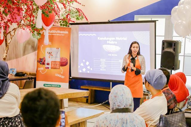 Tubuh Sehat dan Fit bersama Youfit, Multifitamin Gummy Dewasa Pertama Indonesia