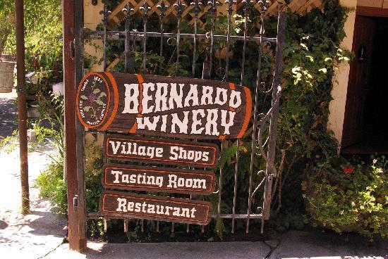 Bernardo Winery em San Diego
