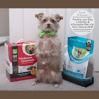 Review & Giveaway: Feeding your Dog a Healthy & Affordable Diet with Only Natural Pet®