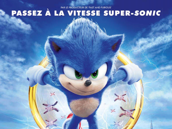 Sonic Le Film #cine