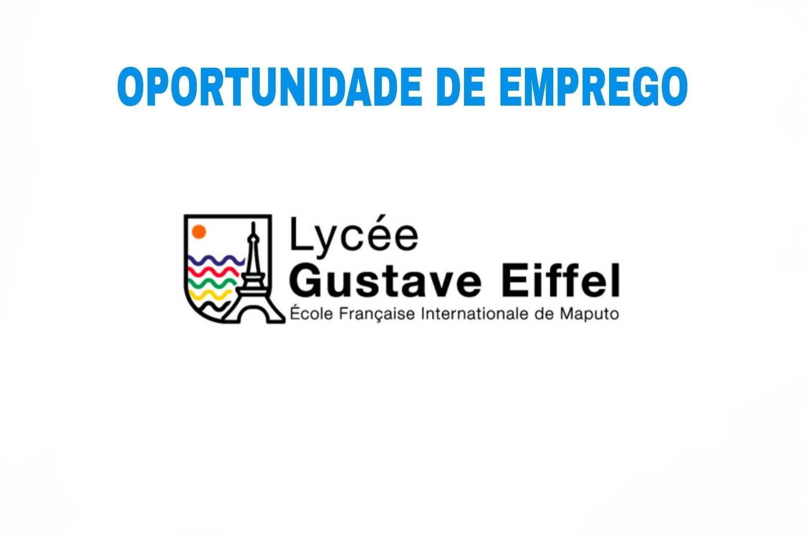 Emprego - Sovagasmoz - Lycée Gustave Eiffel - École Française International