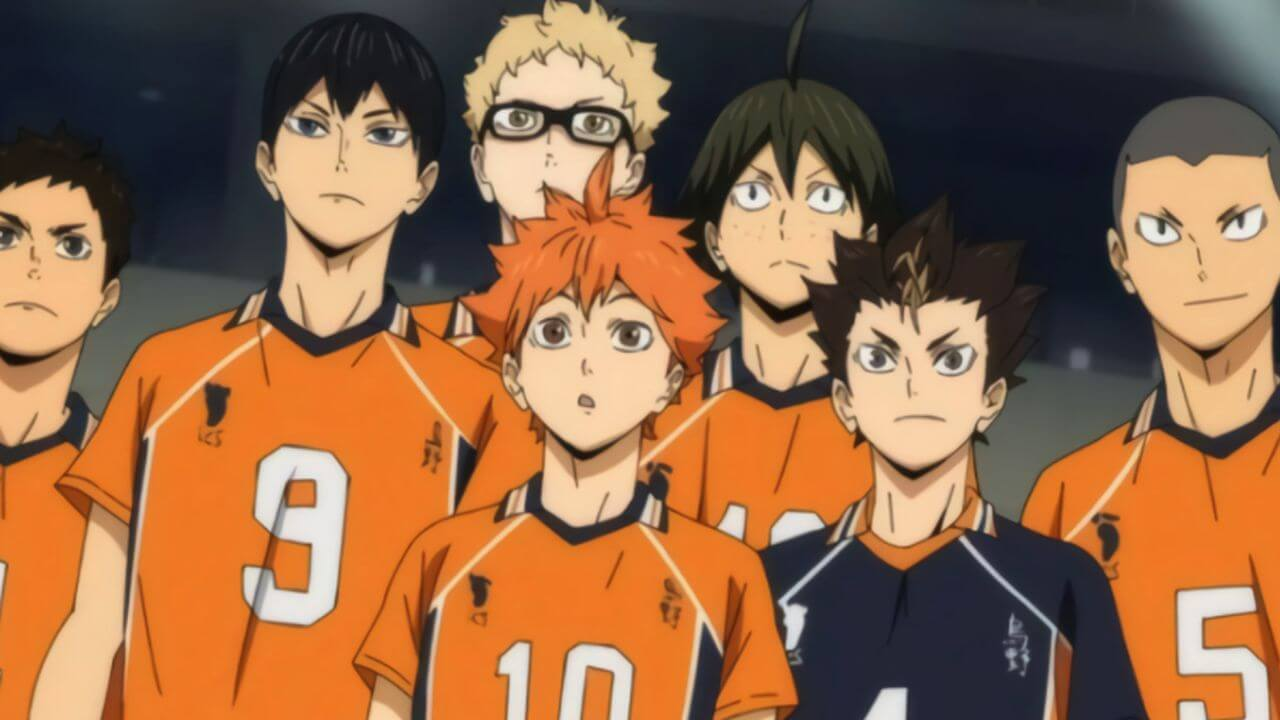 Panduan Urutan Menonton Anime Haikyuu!!