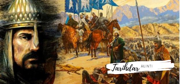6 Alıntı: Alparslan (Doğunun ve Batının Büyük Sultanı)