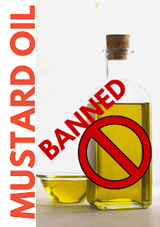 Mustard oil banned