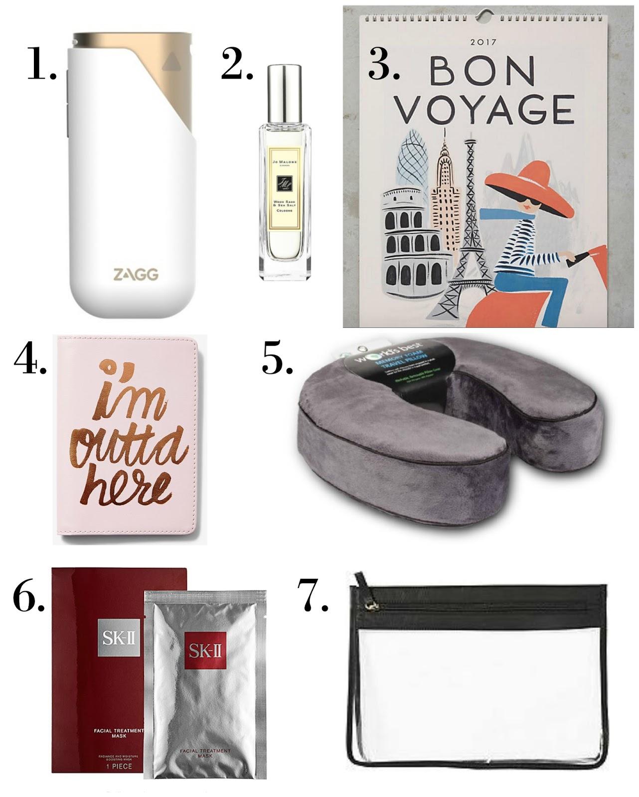 gift ideas for jet setter