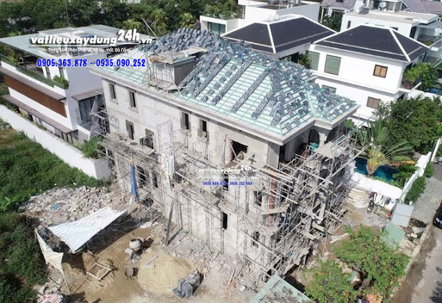 Hưng Gia Bình - Nhà thầu thi công mái ngói trọn gói tại Đà Nẵng và miền Trung - Tây Nguyên
