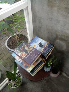 alternatif bacaan saat menunggu menu santapan