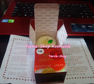 Cream Deoonard Red BIG 20Gr Original
