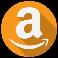 amazon colorful icon