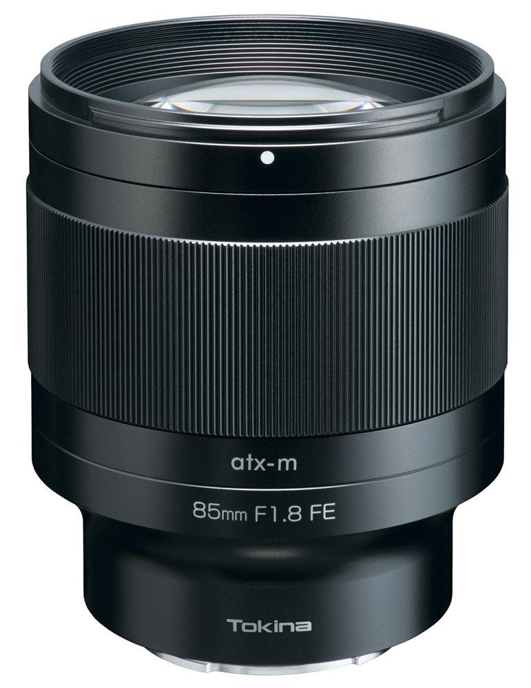 Объектив Tokina ATX-M 85mm f/1.8 FE