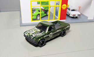 Hot Wheels Super Treasure Hunt Datsun 620 pickup truck