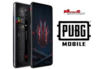 افضل الهواتف الذكية للعبة بوبجي PUBG Mobile