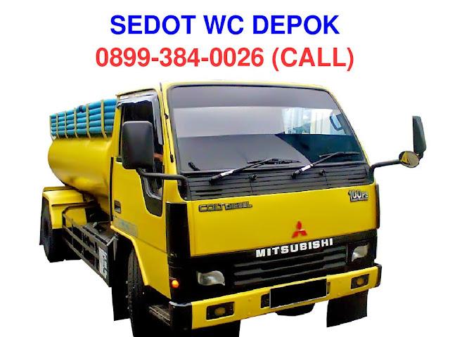 0899-384-0026 (Call), Jasa Sedot WC Margonda Depok