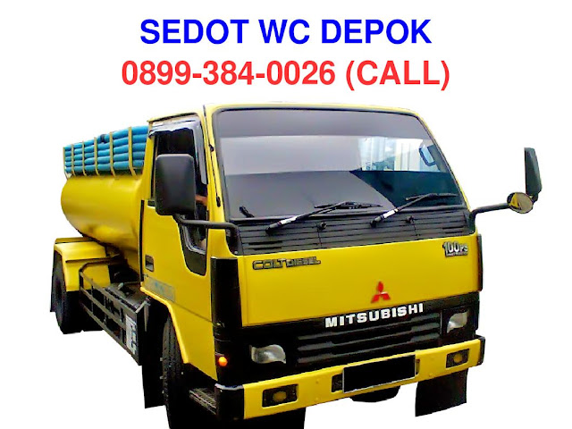 0899-384-0026 (Call), Sedot WC Pesona Khayangan Estate Depok