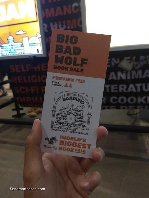 Pengalaman Big Bad Wolf