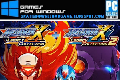 Game PC Mega Man X Legacy Collection 1 And 2 Free Download